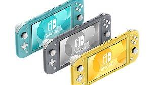 Video Game Console Nitendo Switch Lite