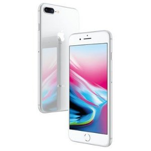 IPhone 8 Plus Prata  64GB SemiNovo De Vitrine