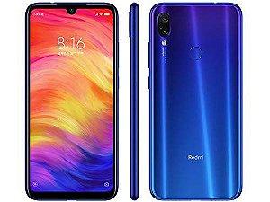 Smartphone Xiaomi Redmi Note 7 64gb 4Ram Azul