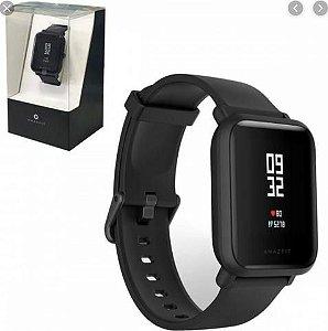 Relógio Smartwatch Xiaomi Amazfit Bip Lite Preto