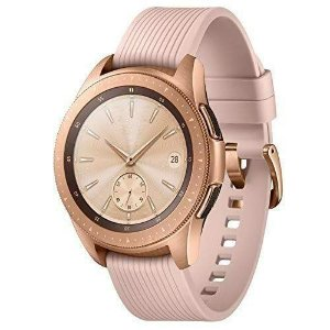 Relógio Smartwatch Samsung Galaxy 42mm Rose Gold