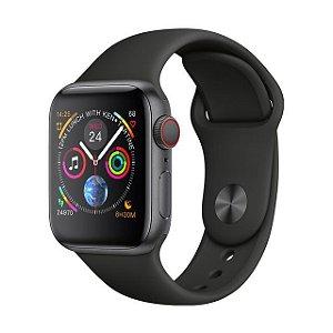 Relógio Inteligente Iwo 8 Plus Preto Smartwatch Bluetooth