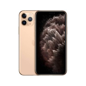 "Apple iPhone 11 Pro 64GB Super Retina OLED 5.8"" Tripla 12MP/12MP iOS - Dourado - Lacrado na caixa - 1 Ano de Garantia Apple."