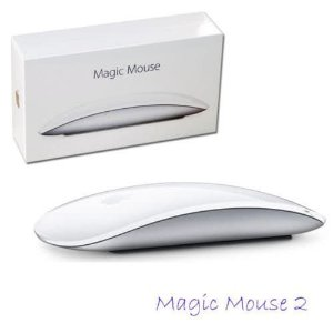 Apple Magic mouse 2 sem fio Branco