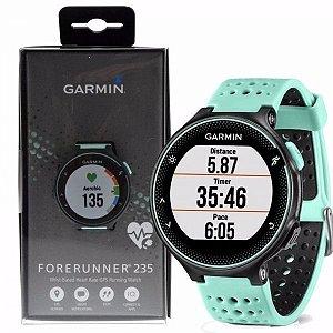 Relógio Cardíaco Garmin Forerunner 235 verde