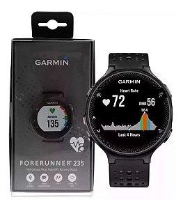 Relógio Cardíaco Garmin Forerunner 235 Preto