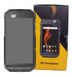Smartphone Caterpillar s31 16gb Preto