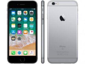 iPhone 6s 64gb Cinza Semi Novo de Vitrine