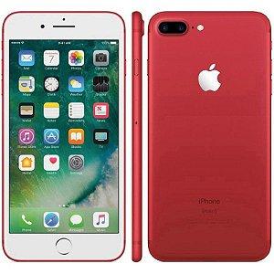 iPhone 7 Plus 128gb Vermelho SemiNovo de Vitrine