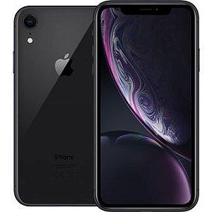iPhone xr 64gb Preto SemiNovo de Vitrine