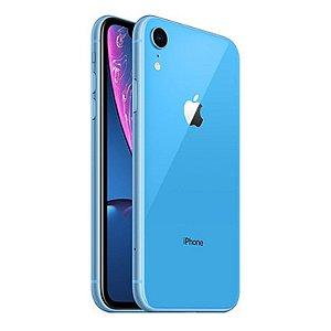 iPhone xr 64gb Azul SemiNovo de Vitrine