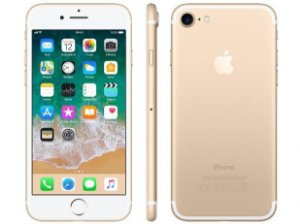 iPhone 7 32gb Dourado SemiNovo de Vitrine