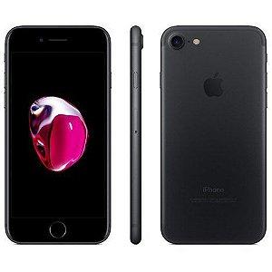 iPhone 7 128gb Preto SemiNovo de Vitrine