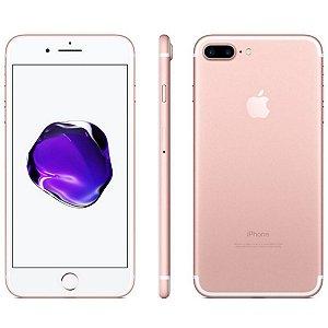 iPhone 7 Plus 128gb Rosa Semi Novo de Vitrine