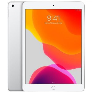 Apple iPad 7° 128gb wi-fi Prata