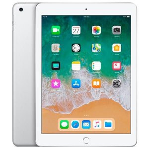 Apple iPad 6° 128gb wi-fi Prata
