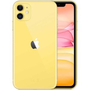 iPhone 11 64GB Amarelo iOS 4G Wi-Fi Câmera 12MP - Apple