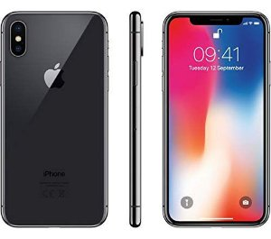 iPhone X 256gb Preto SemiNovo de Vitrine