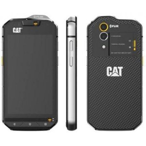 Smartphone Caterpillar s60 32gb preto