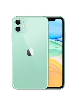 Celular Apple iPhone 11 128gb / Tela 6.1'' / 12MP / iOS 13 - Verde