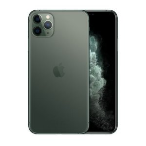 "Apple iPhone 11 Pro Max 256GB Super Retina OLED 6.5"" Tripla 12/12MP iOS - Verde meia noite  - Lacrado na caixa - 1 Ano de Garantia Apple."