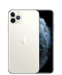 "Apple iPhone 11 Pro 256GB Super Retina OLED 5.8"" Tripla 12MP/12MP iOS - Prateado - Lacrado na caixa - 1 Ano de Garantia Apple."