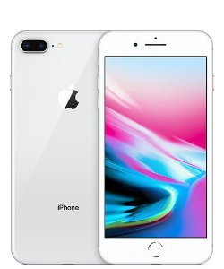 IPhone 8 Plus Branco 64GB SemiNovo De Vitrine