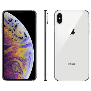 iPhone xs Max 64gb Prata SemiNovo de Vitrine