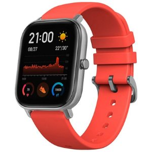Relógio Amazfit GTS A1914 - Vermelho