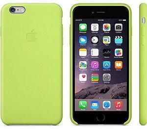 Capa Capinha Case de Silicone para Iphone 7 / Iphone 8 -Verde