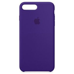 Capa Capinha Case de Silicone Apple para iphone - 7 plus / 8 plus - lilas