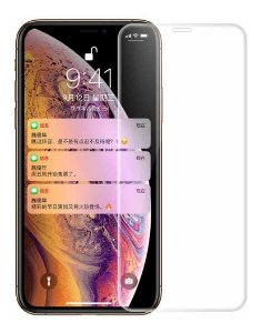 Película de vidro protetora - Iphone XS MAX