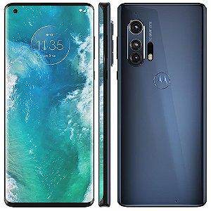 """Smartphone Motorola Edge+ Thunder Grey 256GB, 12GB RAM, Tela de 6.7"""", Câmera Traseira Tripla, Android 10 e Processador Qualcomm"""