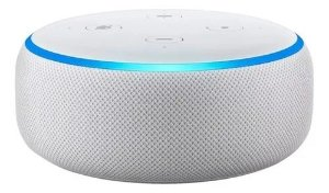 Smart Speaker Amazon Alexa Echo Dot 3 Branco