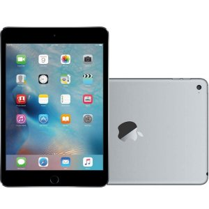 Tablet Apple iPad Mini 4 Wi-Fi 128GB Cinza Espacial