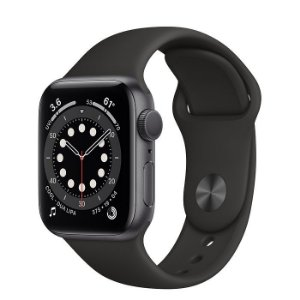 Apple Watch Serie 6 Gps 44mm Original Apple - Cinza Espacial ( Preto )