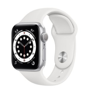 Apple Watch Serie 6 Gps 44mm Original Apple - Branco ( Prata )