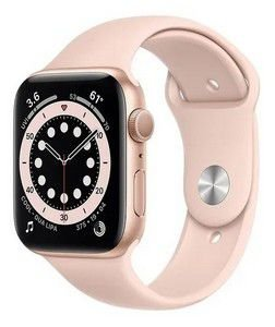 Apple Watch Series 6 44mm Gps - Rosa Lacrado