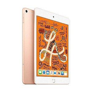 Tablet Apple iPad Mini 4 128GB Dourado - Wi-Fi + 4G