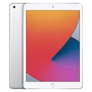 Apple ipad 8º Geração 32GB Lançamento Prata