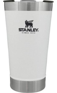 Copo Termico Com Tampa Original Stanley - Branco
