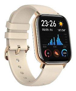 Relógio Amazfit GTS A1914 - Dourado