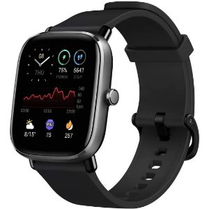 Relogio Smartwatch Xiaomi Amazfit Gts 2 A2018 Mini Global - Preto
