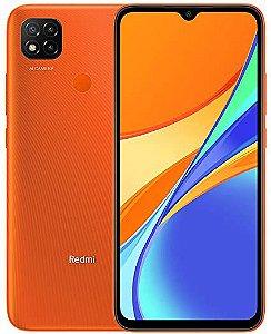 Xiaomi Redmi 9T 4GB + 128GB LTE Versão Global Laranja