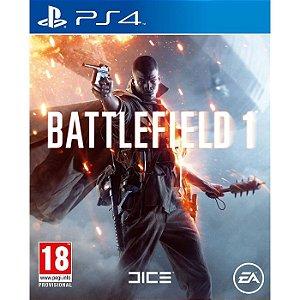 Jogo Battlefield 1 PS4