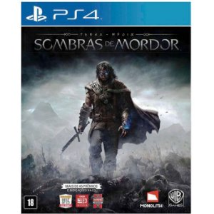 Jogo Middle-Earth Shadow of Mordor PS4