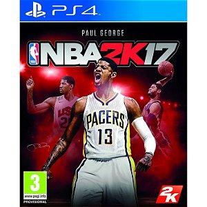 Jogo NBA 2K 17 - PS4