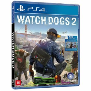 Jogo Watch Dogs 2 Limited Edition - PS4