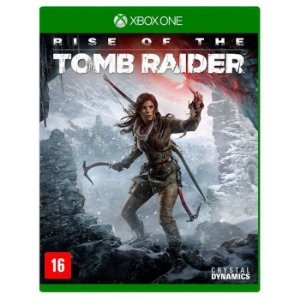 Jogo Tomb Raider Definitive Edition - Xbox One