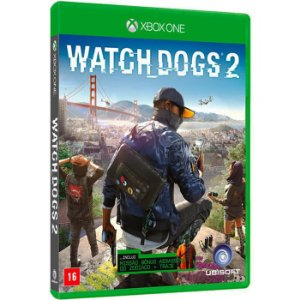 Jogo Watch Dogs 2 Limited Edition - Xbox One